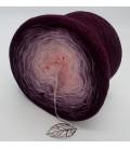 gradient yarn 4ply Wilde Lupinen - Chianti outside 4
