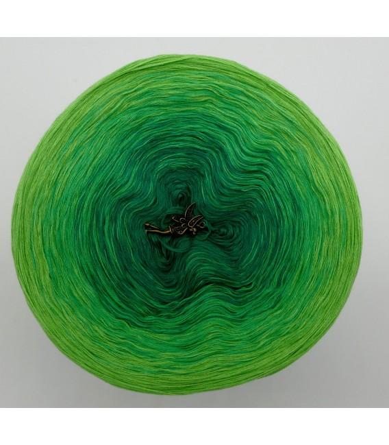 Farben der Hoffnung - Farbverlaufsgarn 4-fädig - Bild 7