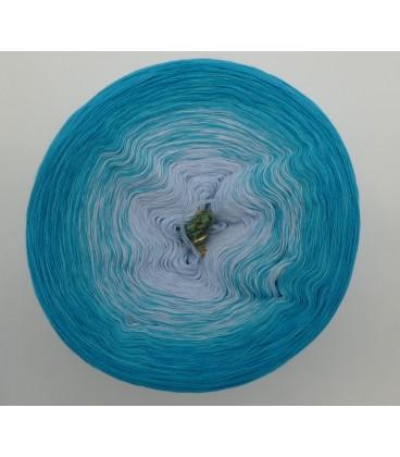 Farben der Meere - Farbverlaufsgarn 4-fädig - Bild 3
