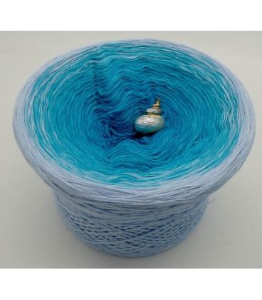 Farben der Meere - Farbverlaufsgarn 4-fädig - Bild 6
