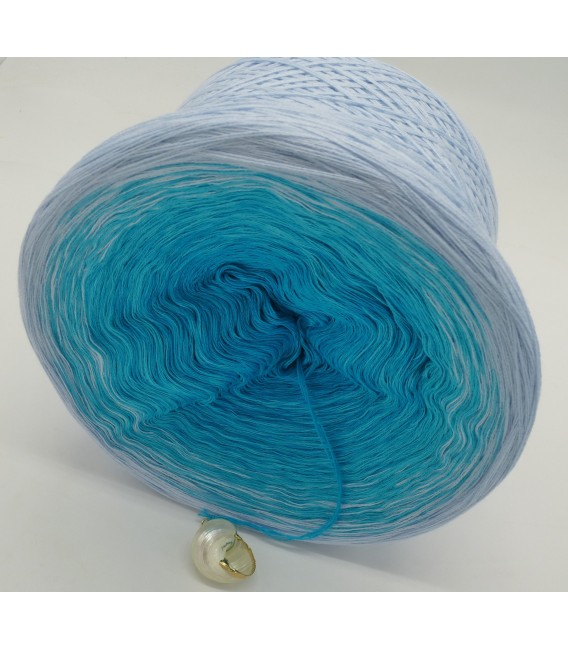 Farben der Meere (Colors of the seas) - 4 ply gradient yarn - image 8