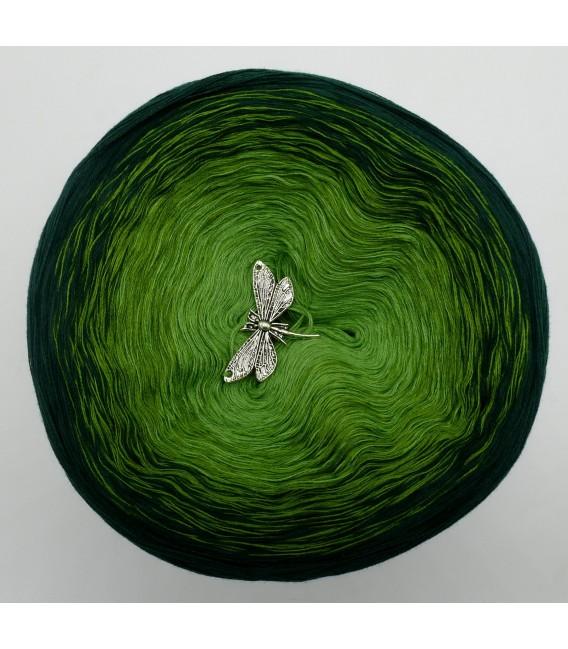 Farben des Glücks (Цвета счастья) - 4 нитевидные градиента пряжи - Фото 3