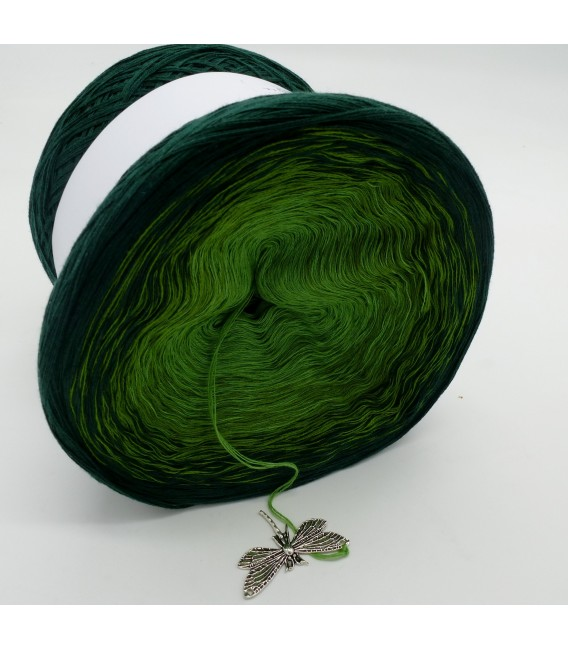 Farben des Glücks (Цвета счастья) - 4 нитевидные градиента пряжи - Фото 5