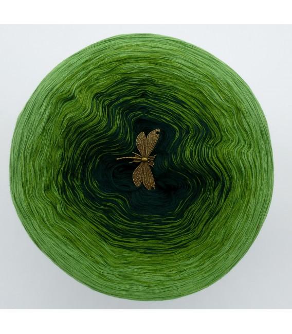 Farben des Glücks (Цвета счастья) - 4 нитевидные градиента пряжи - Фото 7