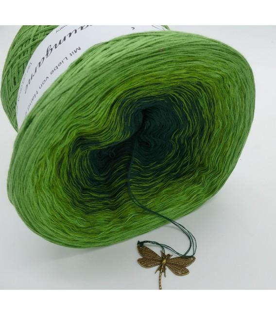 Farben des Glücks (Цвета счастья) - 4 нитевидные градиента пряжи - Фото 9