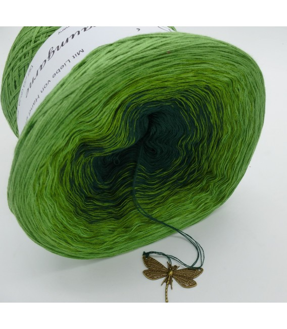Farben des Glücks (Colors of happiness) - 4 ply gradient yarn - image 9
