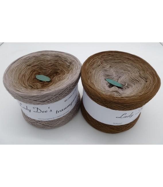 Farben der Steppe (Couleurs de la steppe) - 4 fils de gradient filamenteux - photo 1