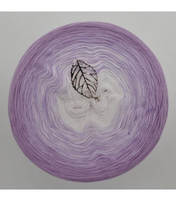 Farben der Blüten - Farbverlaufsgarn 4-fädig - Bild 3