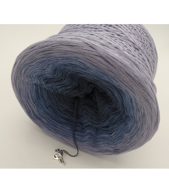 Farben der Ferne (Colors of the distance) - 4 ply gradient yarn - image 8