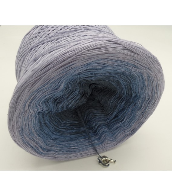 Farben der Ferne (Colors of the distance) - 4 ply gradient yarn - image 9