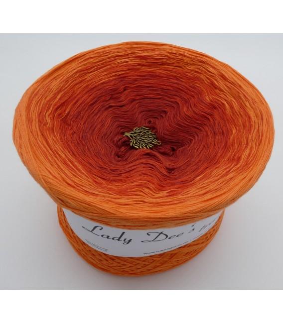 Farben der Verführung (Colors of seduction) - 4 ply gradient yarn - image 6