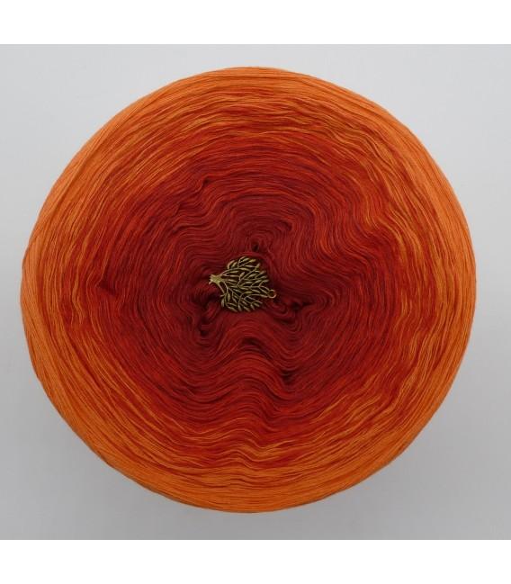 Farben der Verführung (Colors of seduction) - 4 ply gradient yarn - image 7