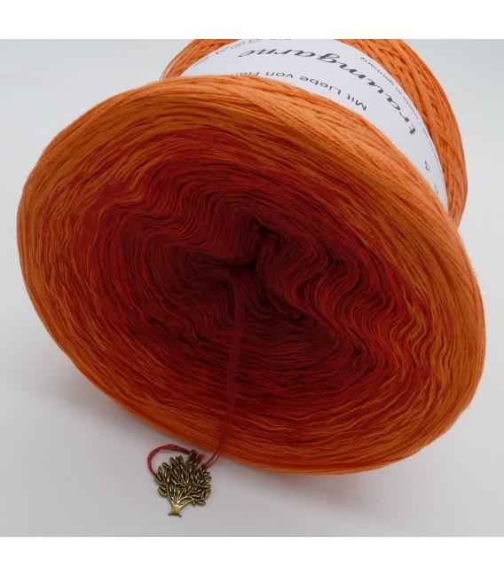 Farben der Verführung (Colors of seduction) - 4 ply gradient yarn - image 8