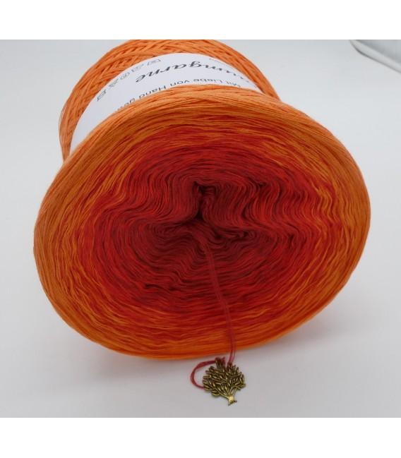 Farben der Verführung (Colors of seduction) - 4 ply gradient yarn - image 9