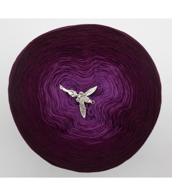 Farben des Verlangens (Colors of desire) - 4 ply gradient yarn - image 3