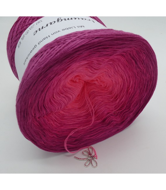 Farben der Elfen (Colors of the elves) - 4 ply gradient yarn - image 5