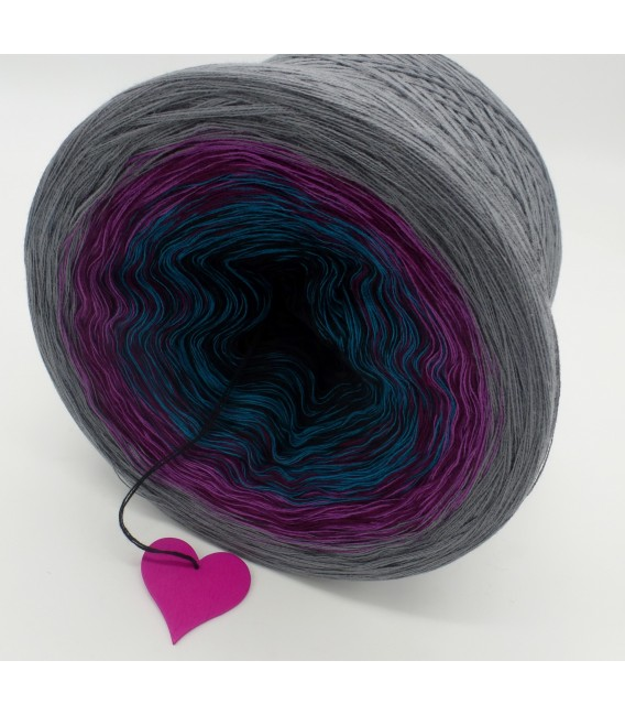 Picasso - 4 ply gradient yarn