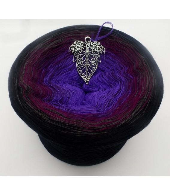 Schatz der Inka (Treasure of the Inca) - 4 ply gradient yarn