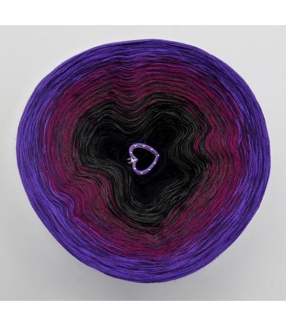 Schatz der Inka - Farbverlaufsgarn 4-fädig - Bild 4