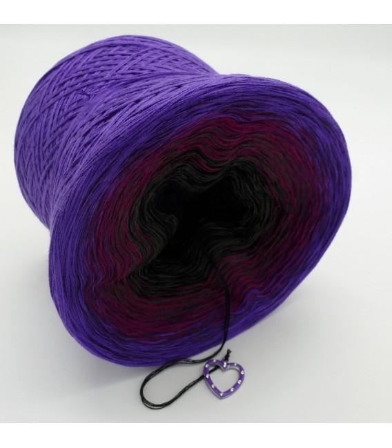 Schatz der Inka - Farbverlaufsgarn 4-fädig - Bild 6