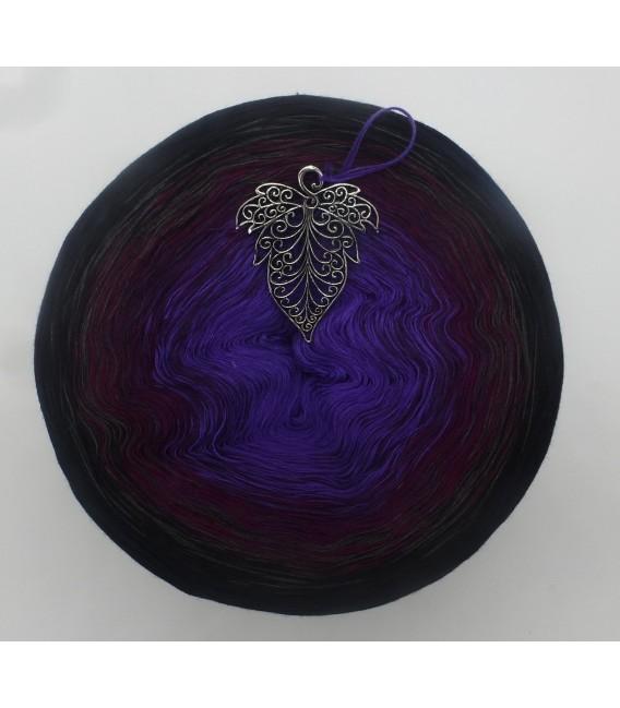 Schatz der Inka - Farbverlaufsgarn 4-fädig - Bild 7
