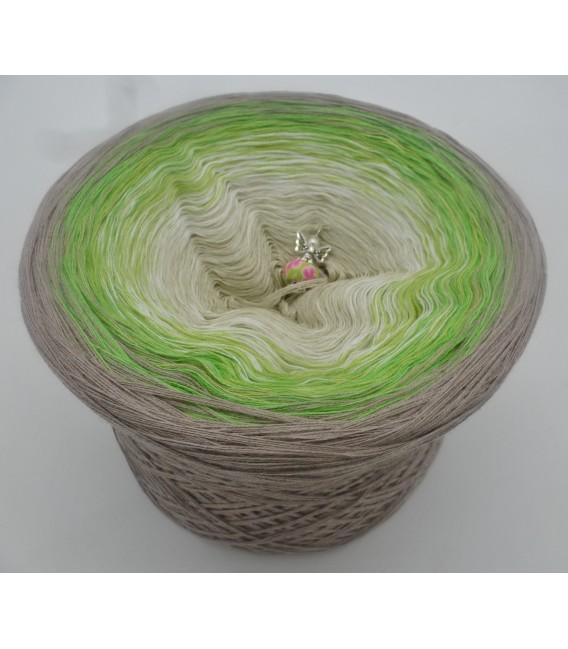 Sommergrün (summer Green) - 4 ply gradient yarn - image 2