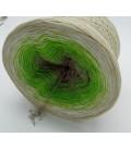 Sommergrün - gradient yarn