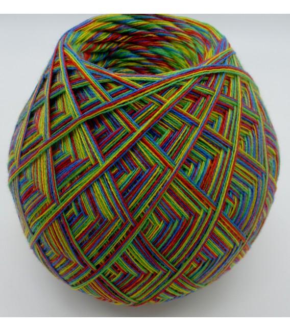 шнурок пряжа Леди Ди - Волшебное Яйцо Kunterbunt - Фото