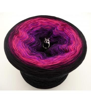 Dark Angel - 4 ply gradient yarn - image 1