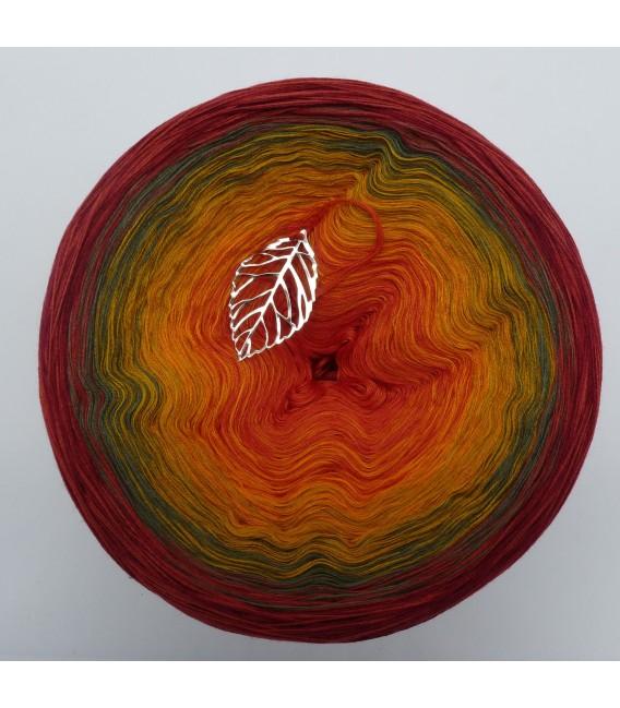 Herbstliche Impressionen (Impressions automnales) - 4 fils de gradient filamenteux - photo 3