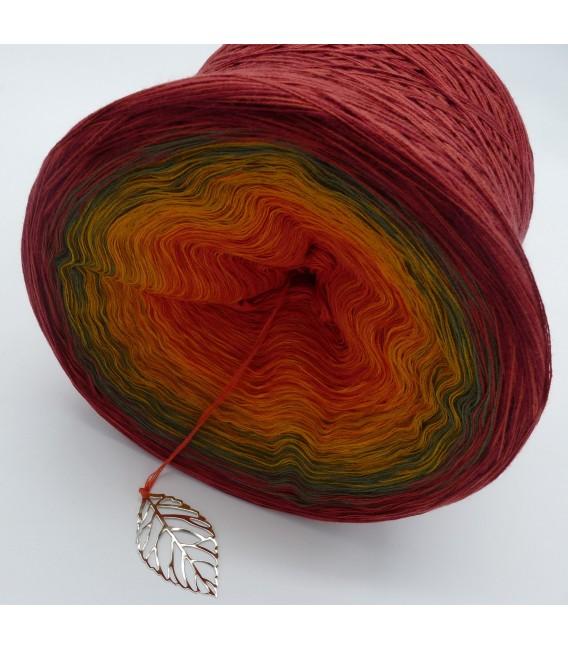 Herbstliche Impressionen (Autumnal impressions) - 4 ply gradient yarn - image 4