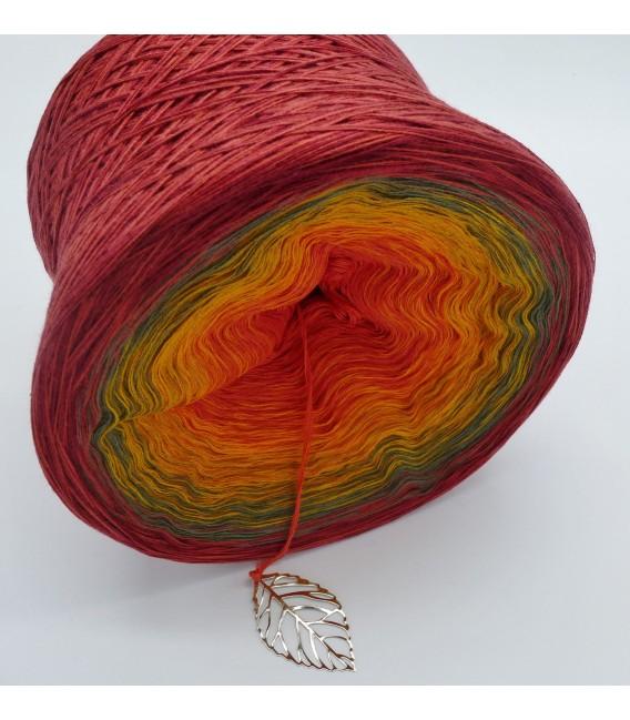 Herbstliche Impressionen (Autumnal impressions) - 4 ply gradient yarn - image 5