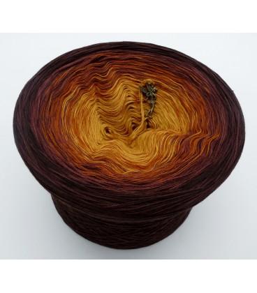 Baum der Sehnsucht 2017 (Tree of yearning) - 4 ply gradient yarn - image 1