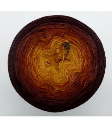 Baum der Sehnsucht 2017 (Tree of yearning) - 4 ply gradient yarn - image 2