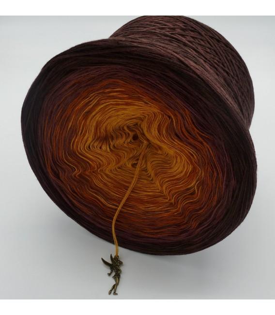 Baum der Sehnsucht 2017 (Дерево нашей жизни) - 4 нитевидные градиента пряжи - Фото 3