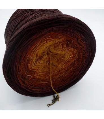 Baum der Sehnsucht 2017 (Tree of yearning) - 4 ply gradient yarn - image 4