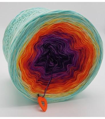 Oase der Farben (Oasis de couleurs) - 4 fils de gradient filamenteux - photo 3