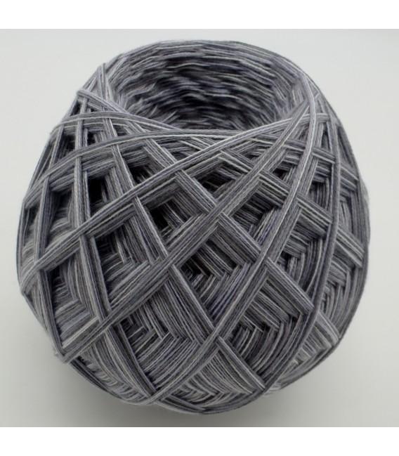 шнурок пряжа Леди Ди - Волшебное Яйцо Graue Maus - Фото