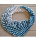 gradient yarn 4ply Polaris - Aqua outside 5