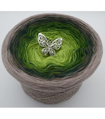 Naturgewalt (forces of nature) - 4 ply gradient yarn - image 2