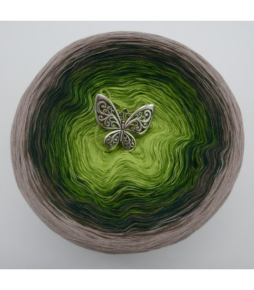 Naturgewalt (forces of nature) - 4 ply gradient yarn - image 3