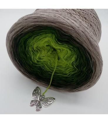 Naturgewalt (forces of nature) - 4 ply gradient yarn - image 4