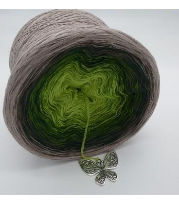 Naturgewalt (forces of nature) - 4 ply gradient yarn - image 5