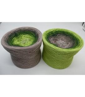 Naturgewalt - 4 fils de gradient filamenteux