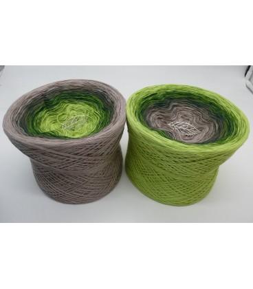 Naturgewalt (forces of nature) - 4 ply gradient yarn - image 1
