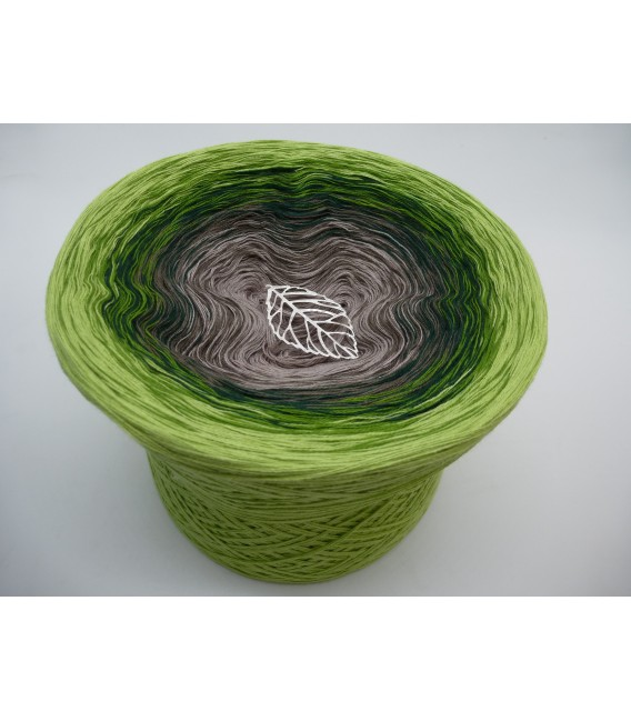 Naturgewalt (forces of nature) - 4 ply gradient yarn - image 6