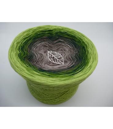 Naturgewalt (forces of nature) - 4 ply gradient yarn - image 6