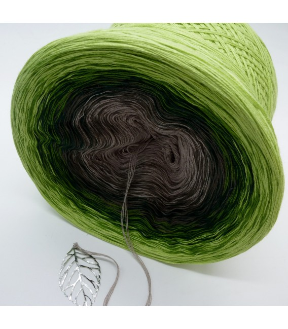 Naturgewalt (forces of nature) - 4 ply gradient yarn - image 8