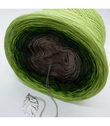Naturgewalt (forces of nature) - 4 ply gradient yarn - image 8