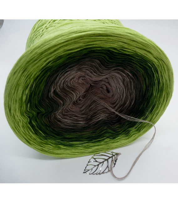 Naturgewalt (forces of nature) - 4 ply gradient yarn - image 9